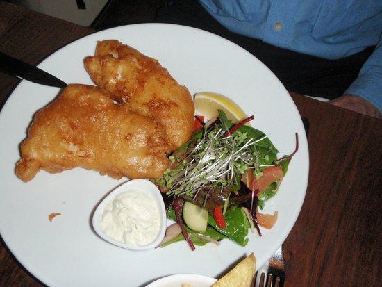Cloister Restaurant: Fried FIsh