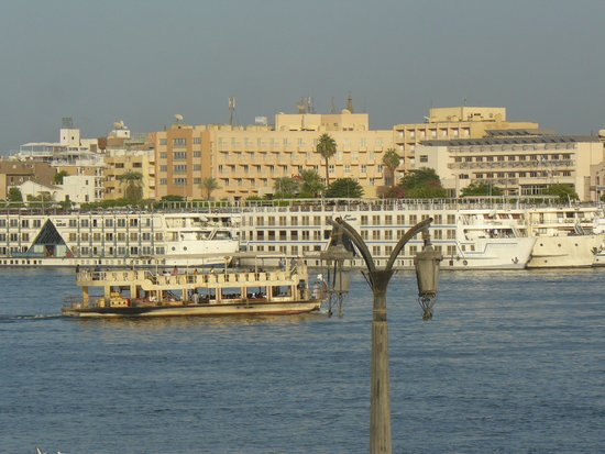 El Mesala Hotel : View from our balcony