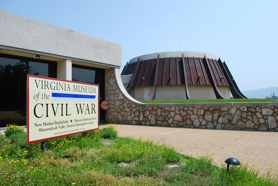 ‪Virginia Museum of the Civil War‬