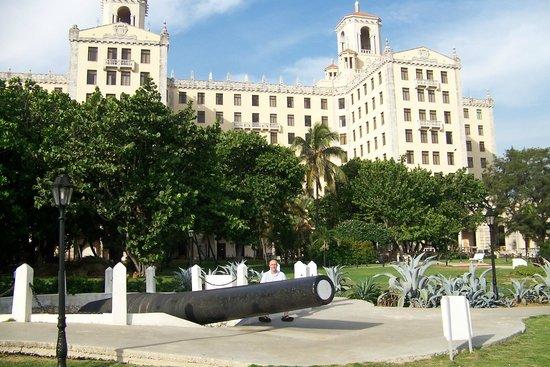 The Loggia Picture Of Hotel Nacional De Cuba Havana