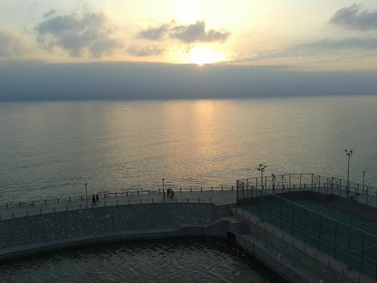 Caspian Riviera Grand Palace Hotel: Room view