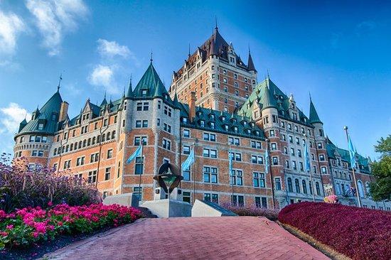 Le Frontenac Hotel Quebec City