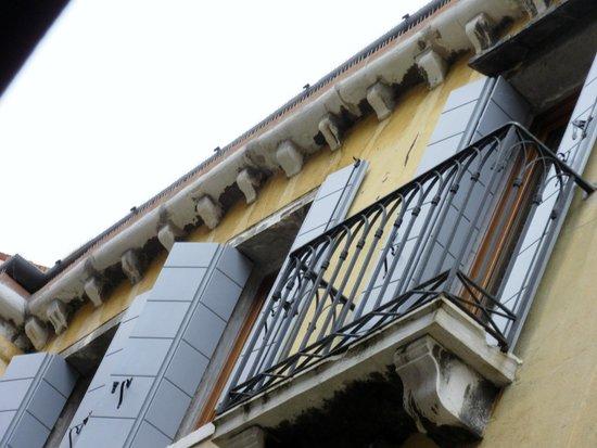Best Holidays Venice B&B : Balcony room 1