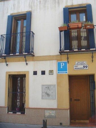 B&B Casa Alfareria 59 : hotel exterior