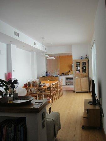 B&B Casa Alfareria 59 : dining room