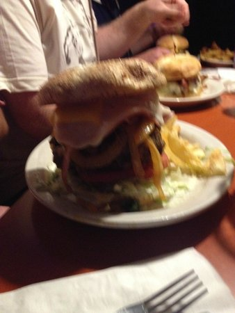The Thurman Cafe : The Thurman Burger
