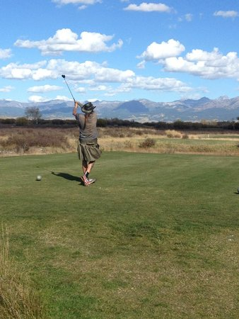 The Links Golf Course: beautiful view