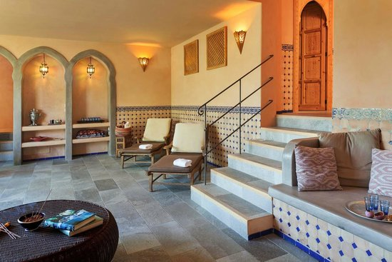 Locanda del Gallo: The hammam