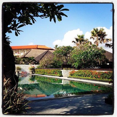 The Bali Khama Beach Resort & Spa: Pool