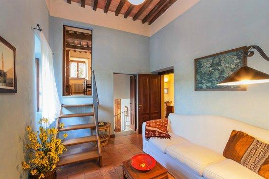 Locanda del Gallo: Get cozy