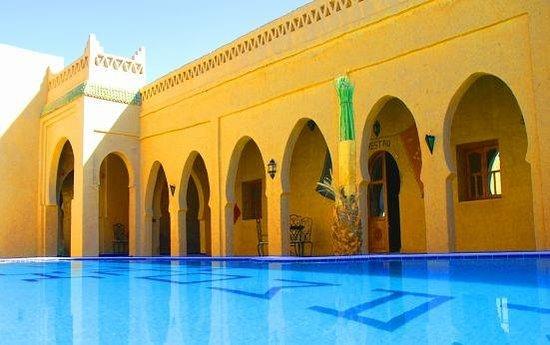 hotel in Merzouga riad Mamouche