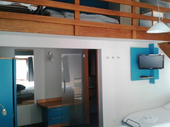 Le Val de Poix Hotel : Chambre studio