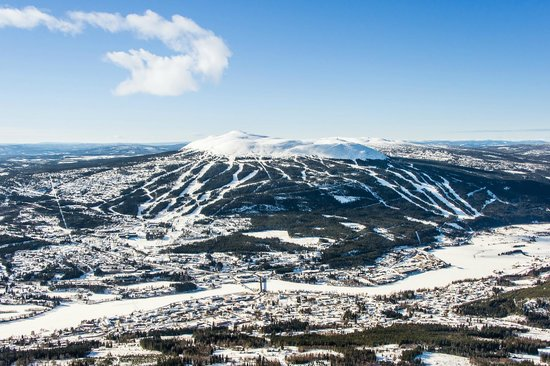 Hedmark, Norwegia: Trysil - Norway's largest ski resort