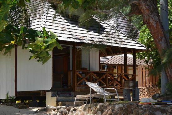 Fare Aute : bungalow