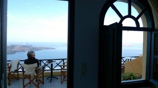 Villa Remvi: la terrasse