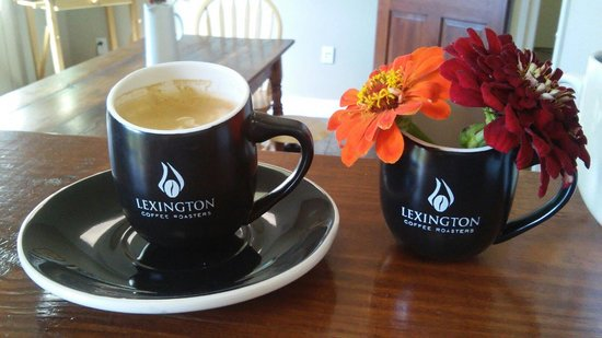 ‪Lexington Coffee Roasters‬