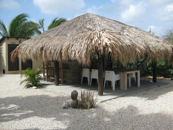 Bridanda Apartments Bonaire: bar!