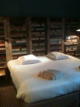 BEST WESTERN Grand Hotel Le Touquet: La chambre