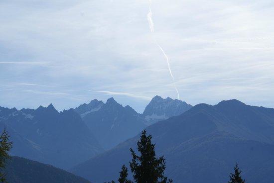 Hotel Fliesserhof: Panoramablick von der Jägerhütte