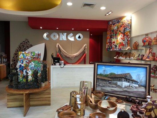 Congo - Costa Rican Handmade Gift Shop