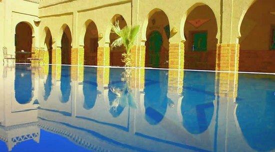 Riad Mamouche: hotel in merzouga riad mamouch