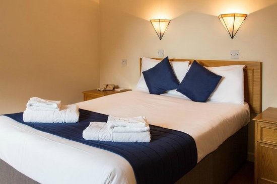 Quality Hotel Andover: Double Room