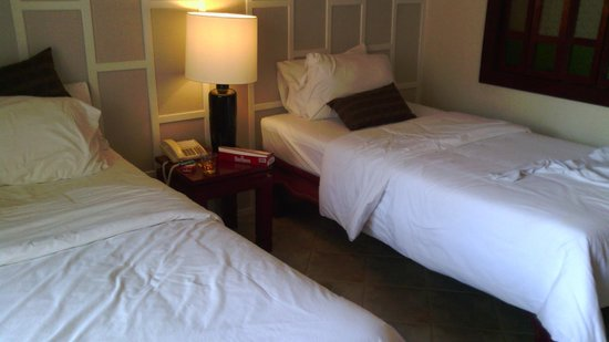 Patong Resort: inside the room