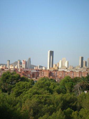 La Estacion Hotel : view from room