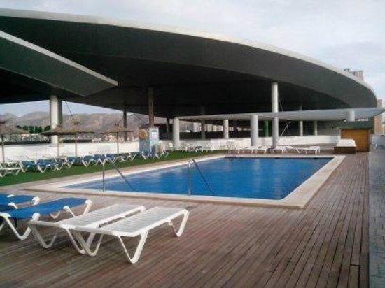 La Estacion Hotel : pool