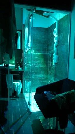 Castiglion Fiorentino, Italië: Cromoterapia!!!