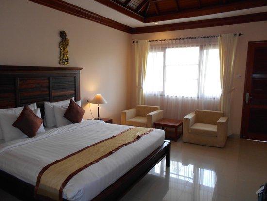 Bhuwana Ubud Hotel: Bedroom