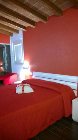 Bed & Breakfast Viziottavo: Letto
