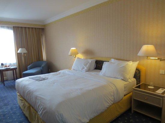 Le Meridien Heliopolis: Bedroom