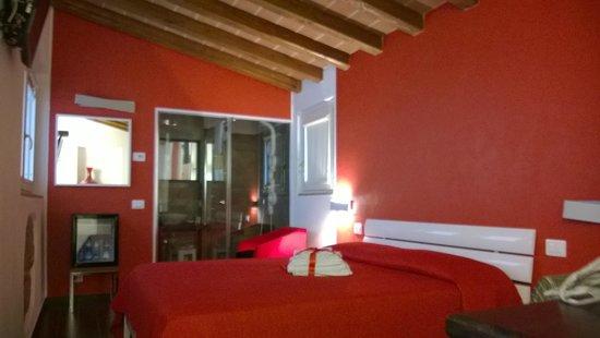 Castiglion Fiorentino, Italië: Letto