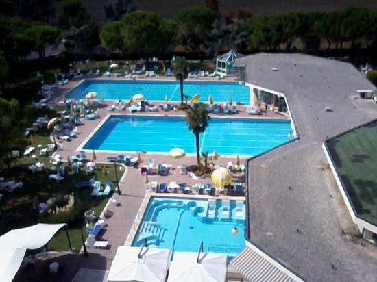 Apollo Hotel Terme: Piscine