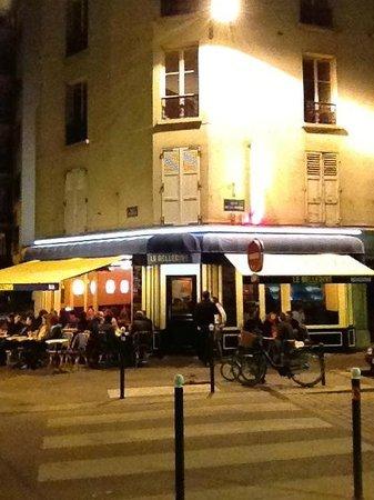 Le Bellerive : bellerive night