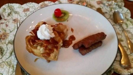 Sunrise Landing Bed and Breakfast : Amazing French Toast