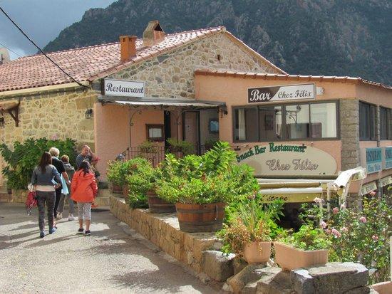 Chez Felix: Restaurant chez Félix
