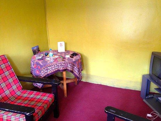 Kundayo Serviced Apartments Lodge: living room