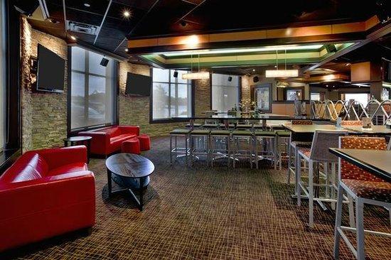 Bennigan's: VIP Lounge