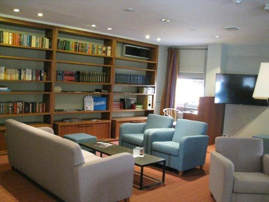 BEST WESTERN Hotel Chamade : Rezeption