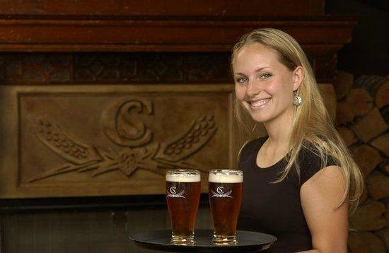 Craig Street Brew Pub : Warm hospitality
