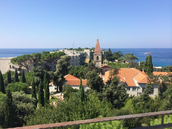 Smart Selection Hotel Istra: View from Tower located on island