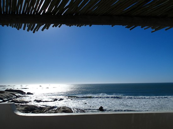 The Oystercatcher's Haven at Paternoster: Our Patio