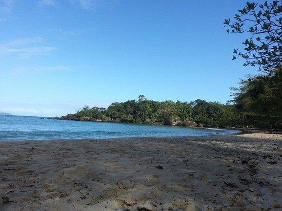 Felix Beach: Canto direito da Praia