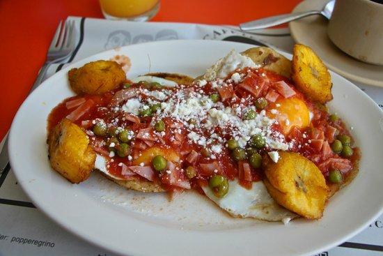 Cafeteria Pop: Huevos Mutulenos