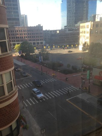 Residence Inn Hartford Downtown: view from the windows