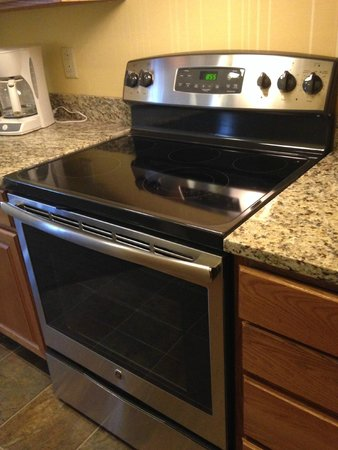 Residence Inn Hartford Downtown: Nice stove and oven