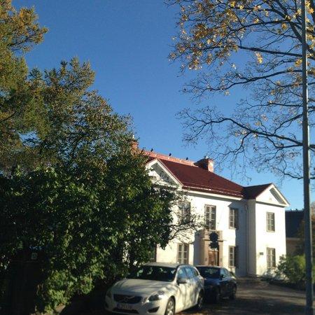 Mannerheim Museum: Прекрасная погода