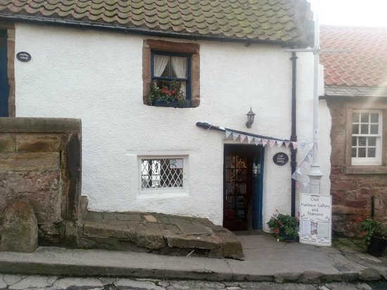 Crail Harbour Gallery: External view of the Crail Gallery